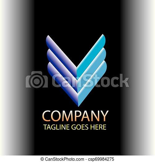 logo company - csp69984275