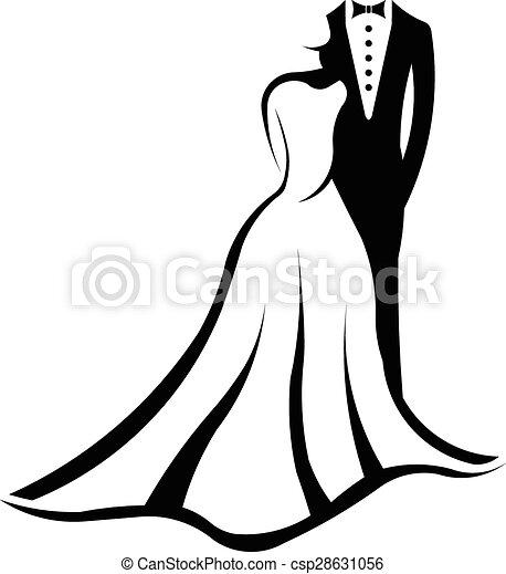 logo couple mariage couple mariage. Black Bedroom Furniture Sets. Home Design Ideas
