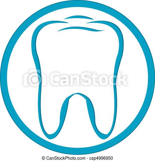 logo, dent - csp4996950