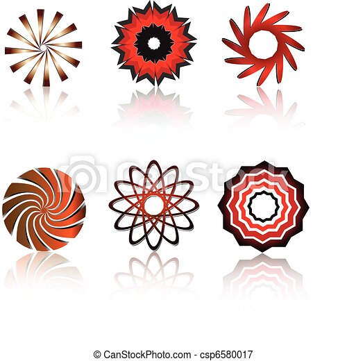 Logo & design elements - csp6580017