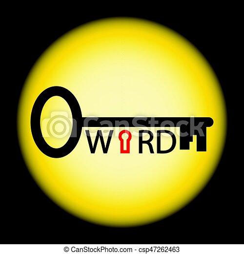 Logo design for the keyword - csp47262463