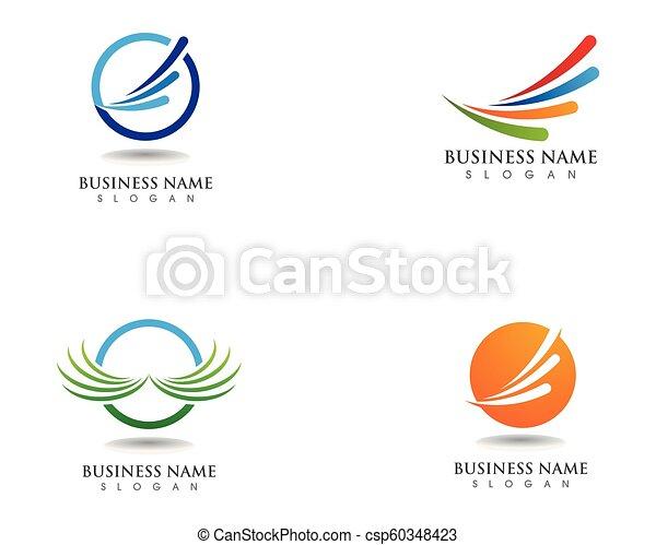 logo, finanse, handlowy - csp60348423