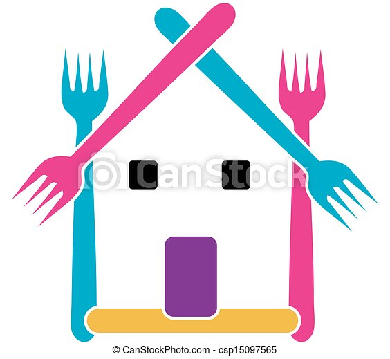 logo for a restaurant or a cafe clip art vector search drawings rh canstockphoto com cafe clipart free cafe clipart free