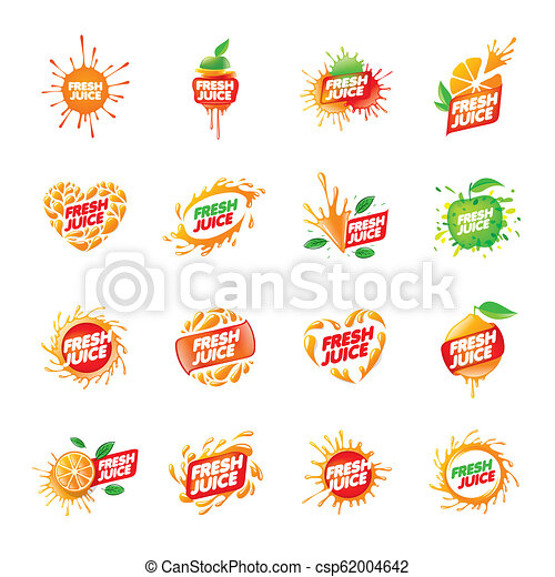 logo for fresh juice vector illustration on white background logo for fresh juice vector illustration on white background https www canstockphoto com logo for fresh juice vector 62004642 html