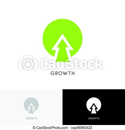Logo Plante Croissance