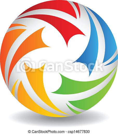 logo play ball vector design play ball vector design