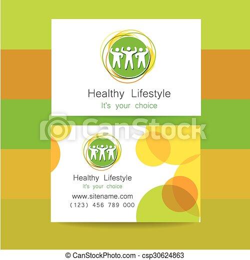 logo, sport, duelighed - csp30624863