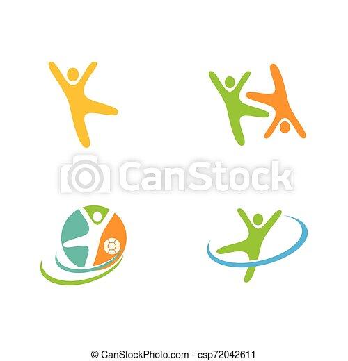 logo, sport - csp72042611
