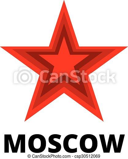Logo, stern, schablone. Stern, geschaeftswelt, abstrakt, vektor ...