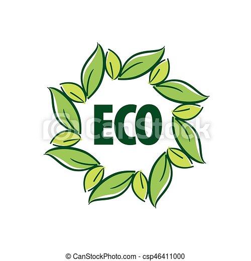 logo vector eco - csp46411000