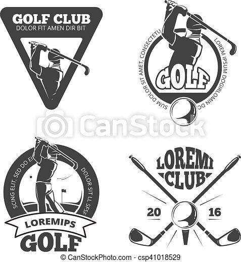 Vintage Golfschläger
