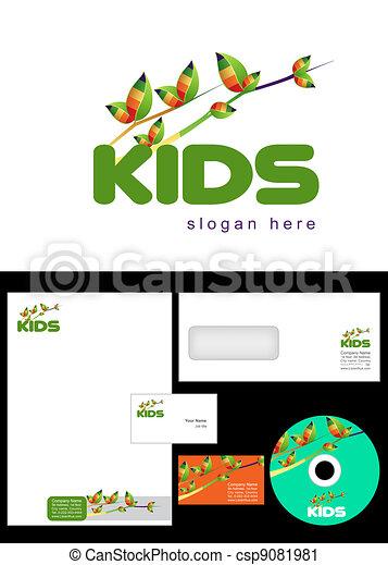 Diseño de logo - csp9081981