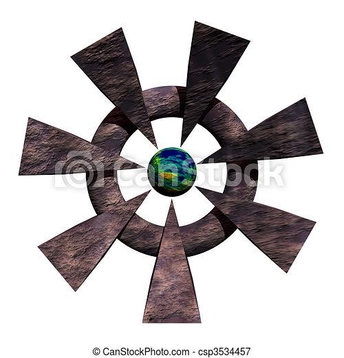 Logotipo de Masonería - csp3534457