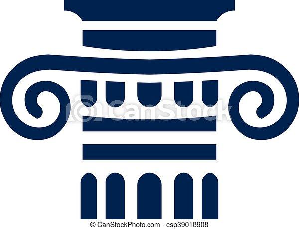 Señal de logo de Collum - csp39018908