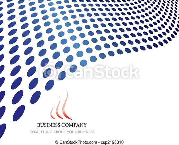 Logo de la compañía - csp2198310