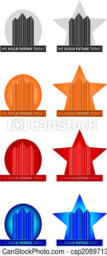 Logo de la constructora - csp20897131
