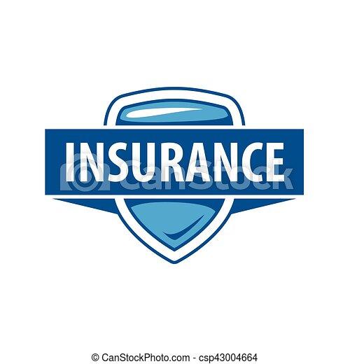 La plantilla de logo de Vector para una compañía de seguros - csp43004664