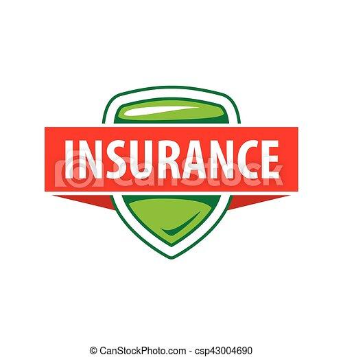 La plantilla de logo de Vector para una compañía de seguros - csp43004690