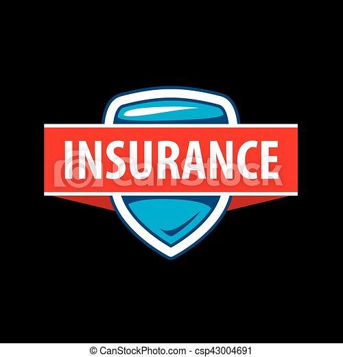 La plantilla de logo de Vector para una compañía de seguros - csp43004691