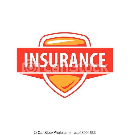 La plantilla de logo de Vector para una compañía de seguros - csp43004683