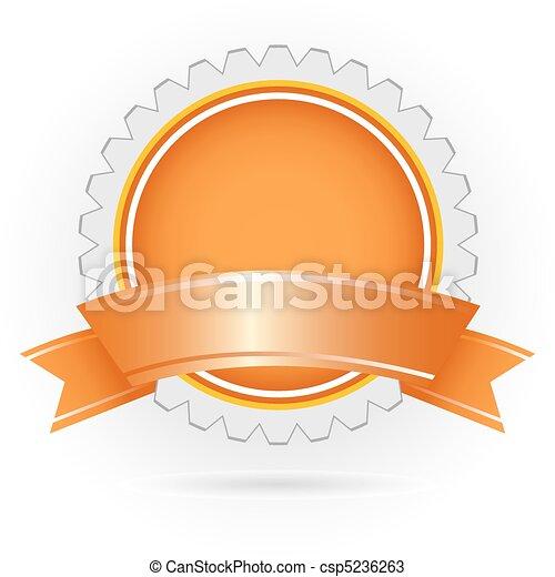 Logo de la compañía - csp5236263