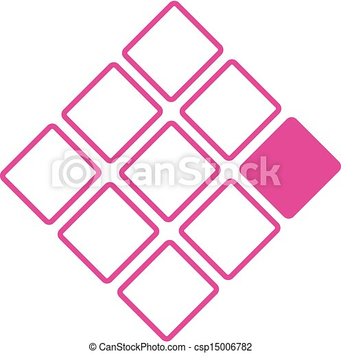 logotipo, concetto, nove, squadre, affari - csp15006782