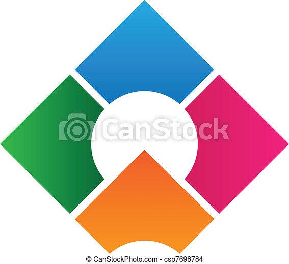 Diseño de logo corporativo - csp7698784