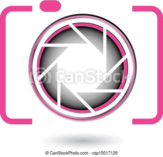 logotipo, fotografia - csp15017129