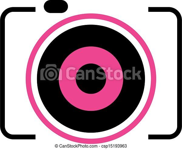 logotipo, fotografia - csp15193963