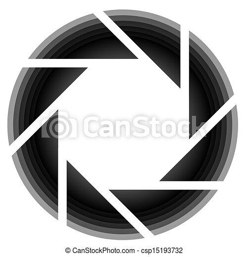 logotipo, fotografia - csp15193732