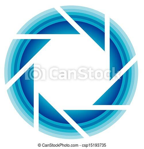 logotipo, fotografia - csp15193735