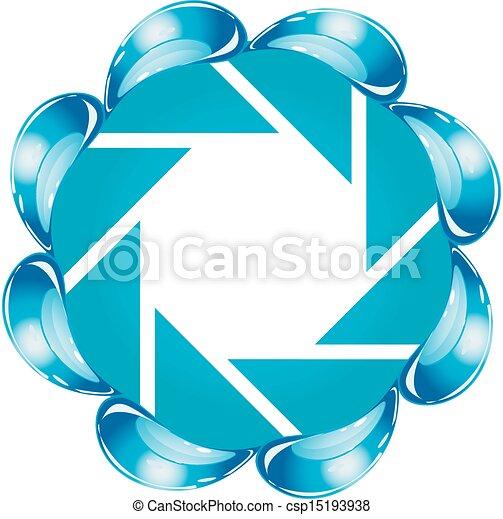 logotipo, fotografia - csp15193938