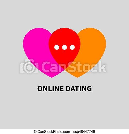Icona da immagine online dating