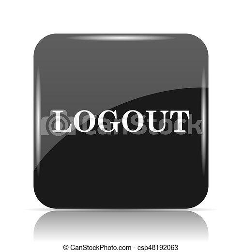 Logout icon - csp48192063