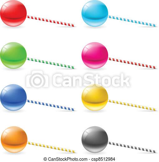 Lollipops - csp8512984