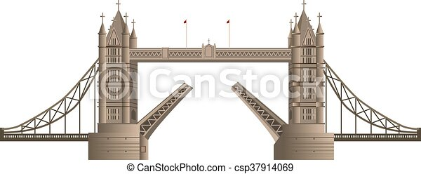 london bridge - csp37914069