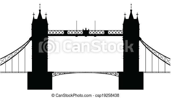 London Bridge - csp19258438