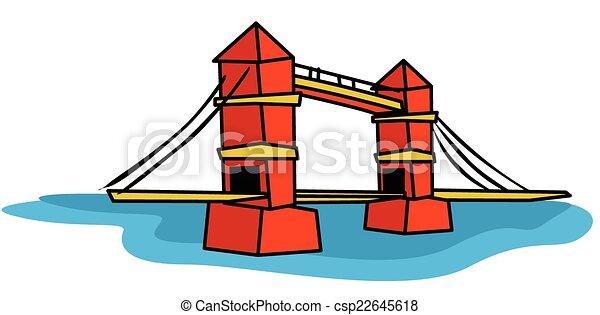 London Bridge  - csp22645618