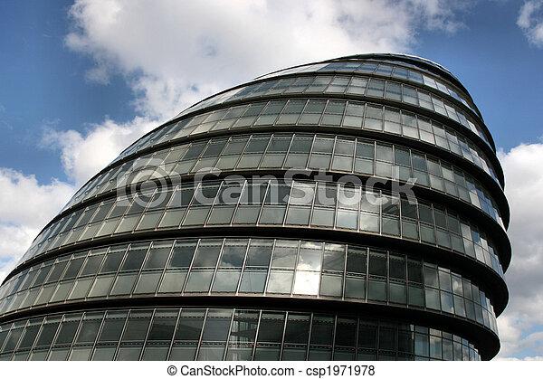 London building - csp1971978