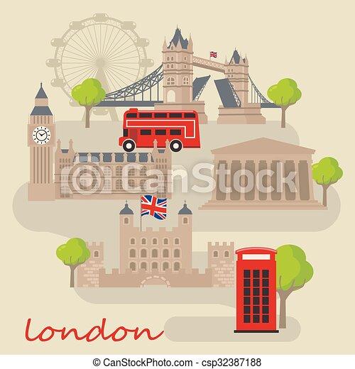 London City - csp32387188