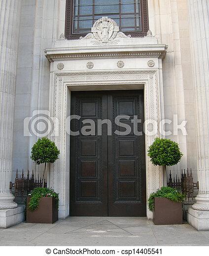 London Classic Building Stock Photo