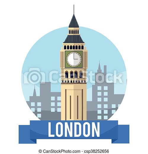 London country banner - csp38252656