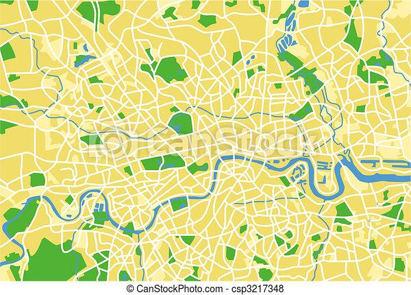 London - csp3217348