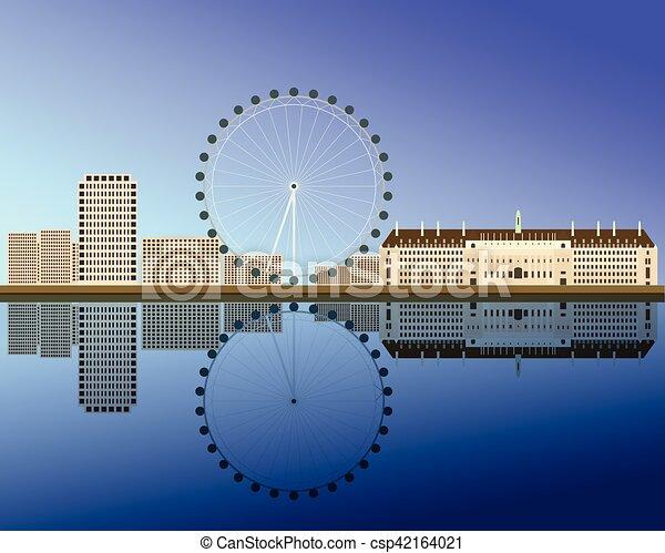 London - csp42164021