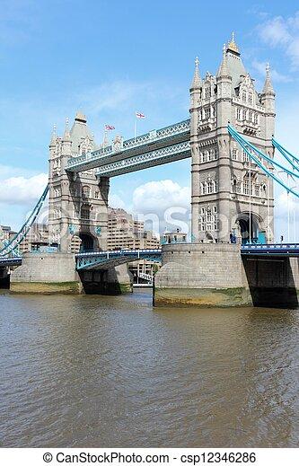 London - csp12346286