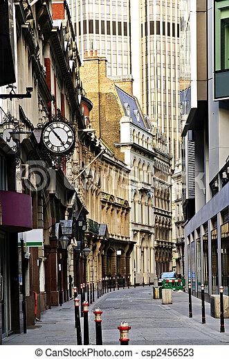 London street - csp2456523