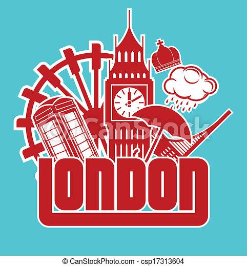 London - csp17313604