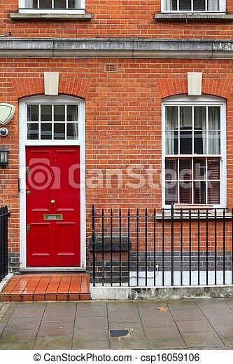 Londres - csp16059106