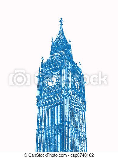 Londres - csp0740162