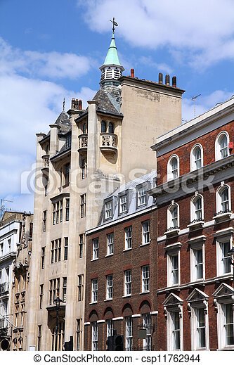 Londres - csp11762944